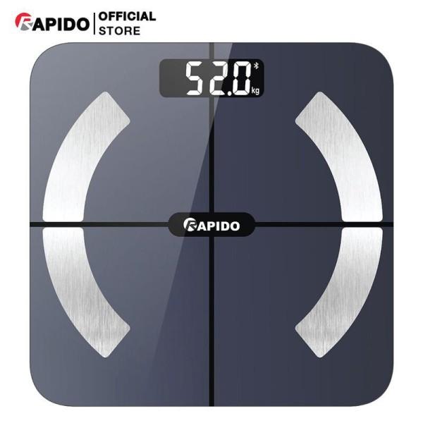 Cân sức khỏe điện tử thông minh Rapido RSB02-S kết nối Bluetooth
