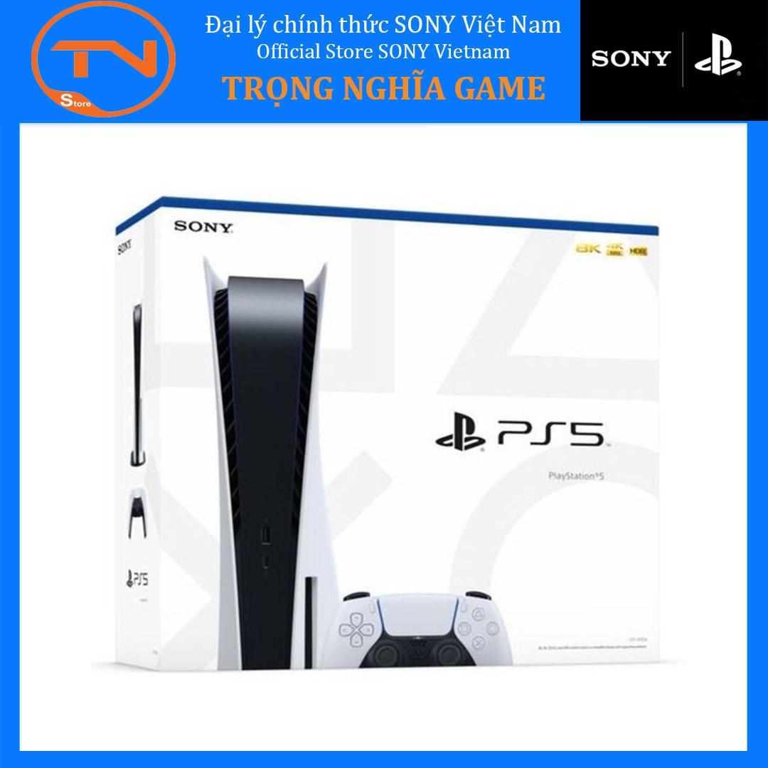 Máy PlayStation 5 / PS5 Standard Edition - Chính Hãng Sony Việt Nam - Bảo hành 12 tháng