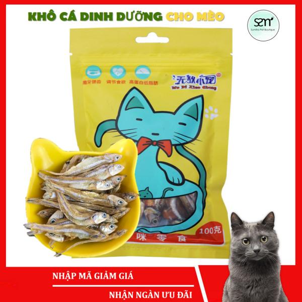 Bánh thưởng cho mèo Sumiho (Nhiều loại) - Đồ ăn cho chó mèo thú cưng
