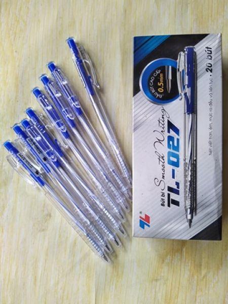 Mua 20 bút bi TL 027 đầu bi siêu bền