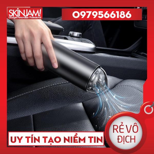 Máy hút bụi cầm tay Mini Baseus Capsule Cordless Vacuum Cleaner (3750 Pa / 65W / 2000mAh)