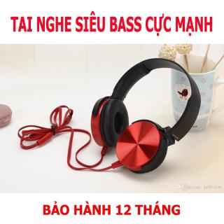 (giá sốc- nhanh tay hót ngay)Tai nghe chụp tai Extrabass - Chuẩn Bass - Tai nghe chụp tai 450 thumbnail