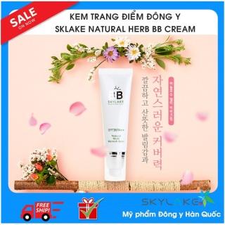 Kem trang điểm BB thảo dược HÀN QUỐC, che phủ hoàn hảo, lớp nền trong suốt, dưỡng da trắng sáng Skylake Multi BB cream - Mỹ phẩm thảo dược Hàn Quốc-Skylake thumbnail