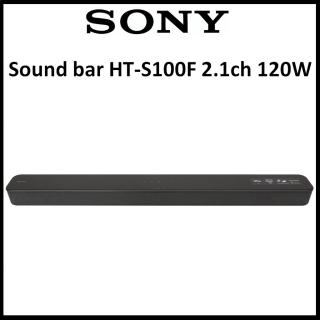 Loa thanh soundbar Sony 2.0 HT-S100F hàng chính hãng thumbnail