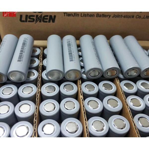 Bảng giá Cell Pin 18650 Lishen 2600mah-5C (Xả 10A) - Pin Lishen,pin dự phòng