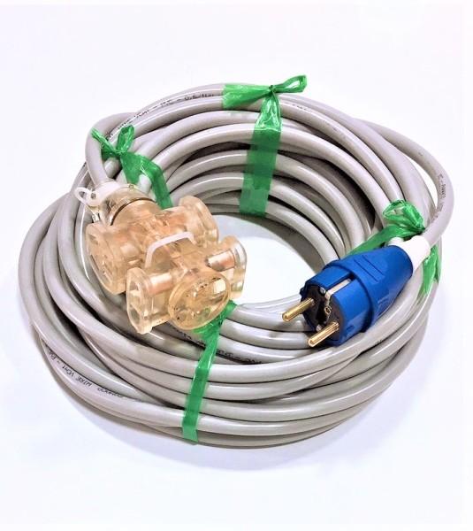Dây điện 5m lỏi đồng 2x2.5 + ổ cắm có đèn nguyên khối + phích chính hãng, không vở, siêu chặt, siêu bền, sử dụng an toàn