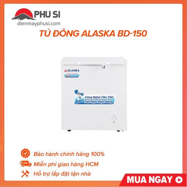 Tủ đông Alaska BD-150 150 lít