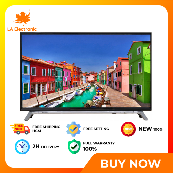 Bảng giá Trả Góp 0% - Smart Tivi Toshiba 32 inch 32L5650 - Miễn phí vận chuyển HCM