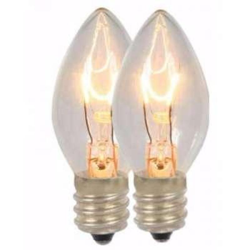 Bộ 02 bóng đèn chuyên dụng cho Hộp đá muối Himalaya