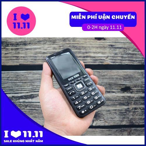 Điện thoại SUN 6 4 sim pin siêu trâu
