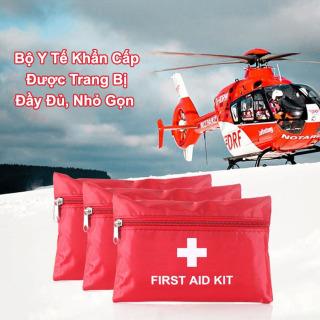 Túi Y Tế Mini First Aid Kit Dụng Cụ Cá Nhân Sơ Cứu Khi Đi Du Lịch thumbnail