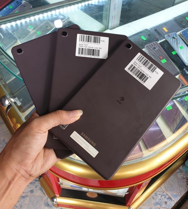 Máy tính bảng Samsung Tab A 8.4 (2020) Verizon, RAM 3/32GB, PIN 5000mAh - hỗ trợ sạc nhanh, có kết nối 4G, Wifi chính hãng