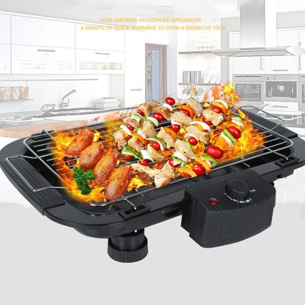 Bảng giá Bếp nướng điện không khói đa năng, Bếp nướng BBQ cao cấp công suất 2000W phù hợp cho gia đình 3-8 người sử dụng Điện máy Pico