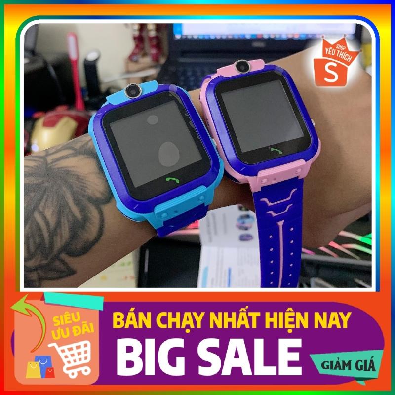 Nơi bán Q12 Đồng hồ thông minh chụp ảnh, định vị, nghe gọi dành cho trẻ em