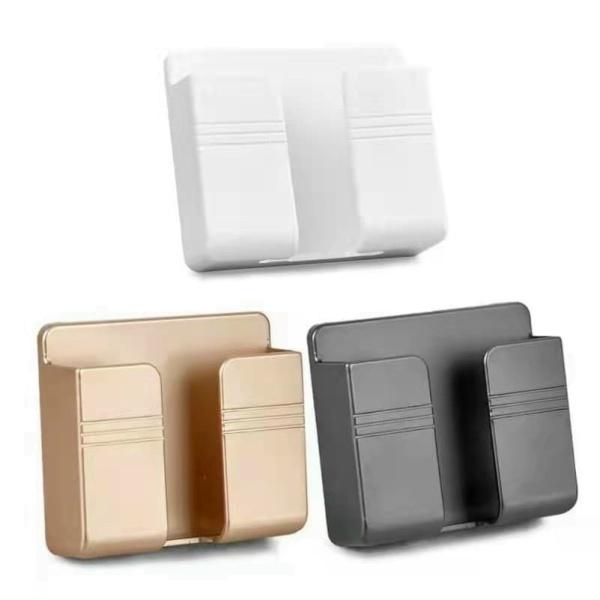COMBO 3 Kệ đựng remote máy lạnh đa năng treo Sạc Điện Thoại tiện dụng cho không gian nhà bạn thật gọn gàng. GD153-KRKTSac