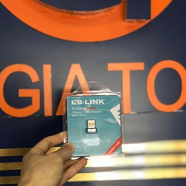 Bảng giá [Nhập ELMAY21 giảm 10% tối đa 200k đơn từ 99k]Combo 10 chiếc USB thu sóng wifi LB-Link tốc độ 150Mbps hàng chính hãng cao cấp Phong Vũ