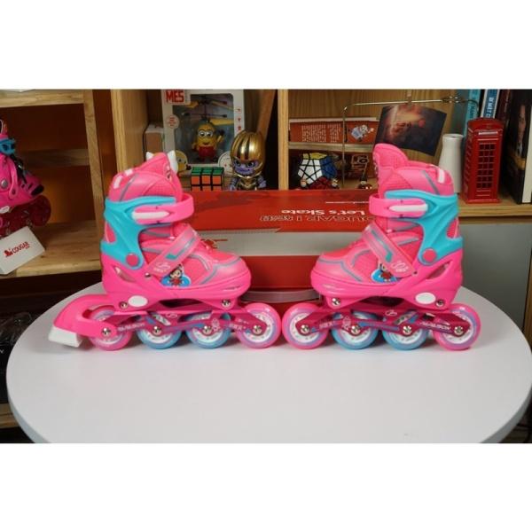 Mua Combo giày trượt patin cao cấp Papaison kèm mũ và bảo hộ tay chân