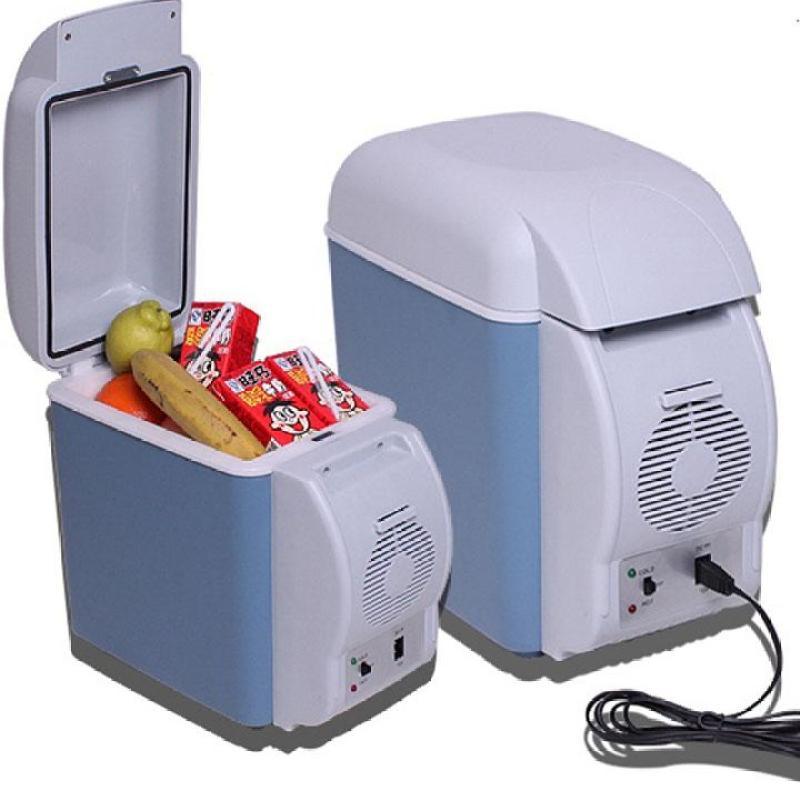 Tủ Lạnh Xe Hơi 7.5 Lít Tiện Dụng Khi Đi Xa Dùng Cho Văn Phòng Nhỏ NiceShop - PK441
