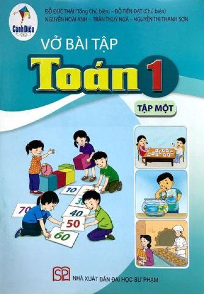 Mua Sách - Vở Bài Tập Toán Lớp 1 - Tập 1