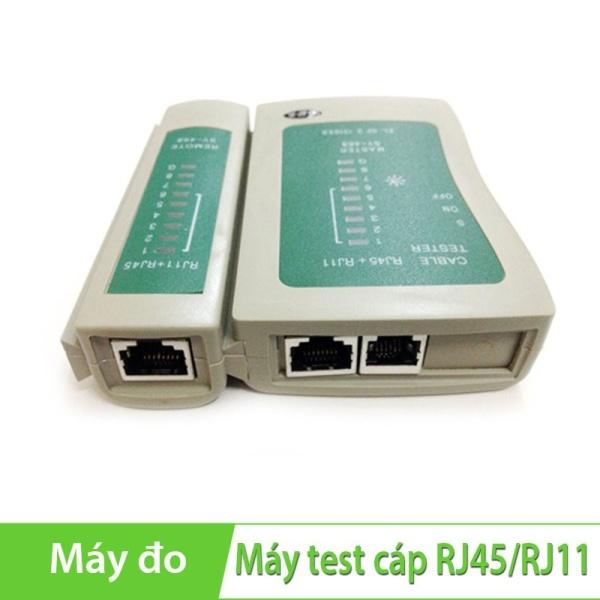 Bảng giá [HCM]Bộ Test Cáp Mạng 468 .Hộp Kiểm Tra Dây Mạng - RJ45 RJ11 Phong Vũ