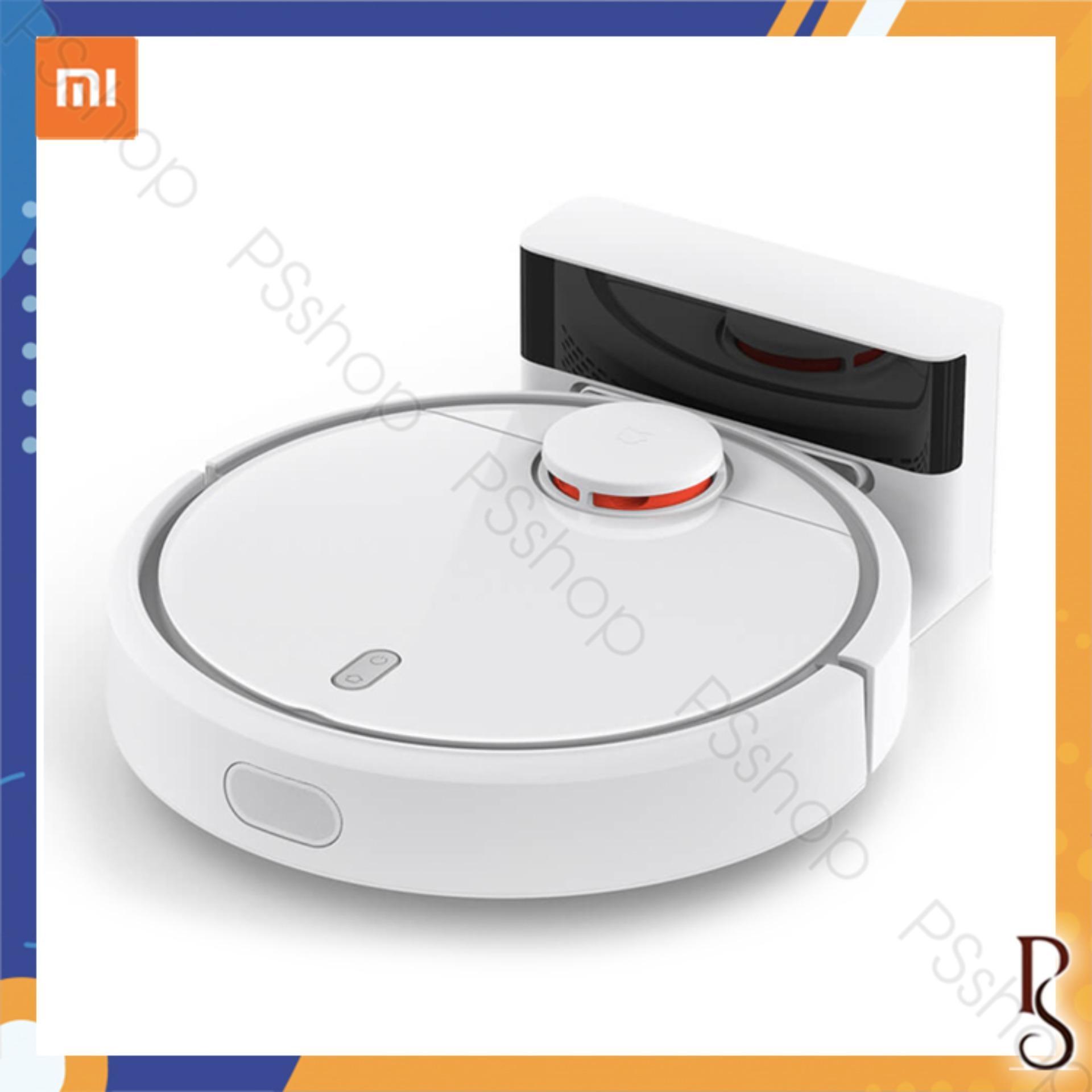 Robot Hút Bụi Thông Minh Xiaomi Mijia Mi Robot Vacuum Clear- Sức Hút 1800 Pa- Dung Lượng 5200 MAh- Bảo Hành 6 Tháng Giá Siêu Rẻ