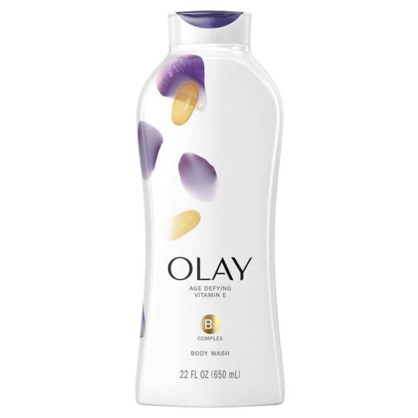 Sữa Tắm Olay Age Defying 650ml - Chống Lão Hóa (Tím) giá rẻ