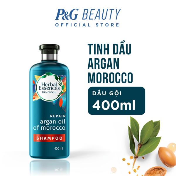 Dầu Gội Herbal Essences Moroccan Argan chai 400ml giá rẻ