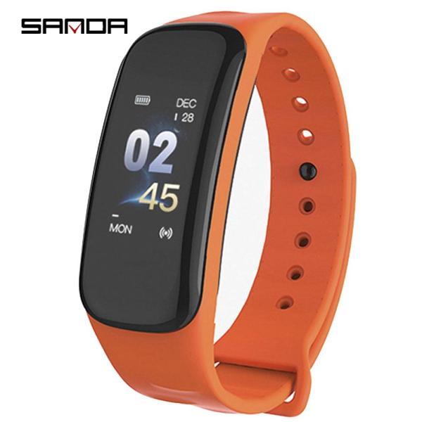 Giá XPLUS - Vòng đeo tay thông minh SANDA C1 smart band Theo dõi sức khỏe thể thao giấc ngủ nhịp tim