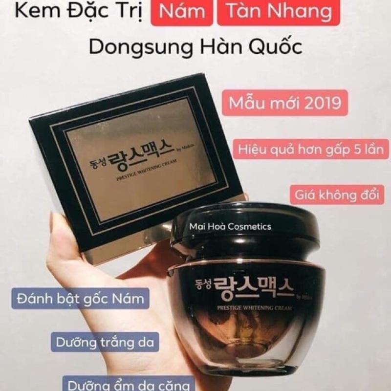 Kem ngừa thâm nám Dongsung , giảm vết thâm,  duy trì độ ẩm giá rẻ