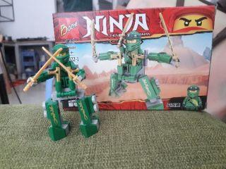 Lego- Đồ Chơi Xếp Hình Lắp Ráp ninja 2in1 thumbnail