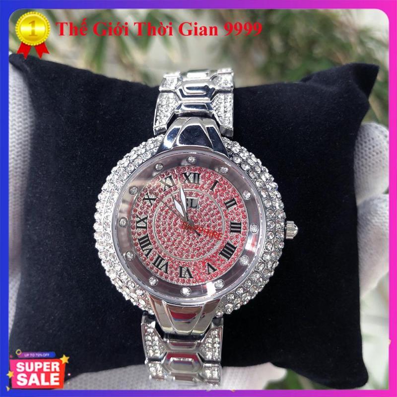 Nơi bán Đồng hồ nữ SL 5292N, Full box, thẻ bảo hành 3 năm, chống xước chống nước