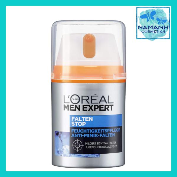 Kem dưỡng ẩm chống lão hóa nam giới LOreal Paris Men Expert Falten Stop Anti-Wrinkle Treatment for Men 50 ml giá rẻ
