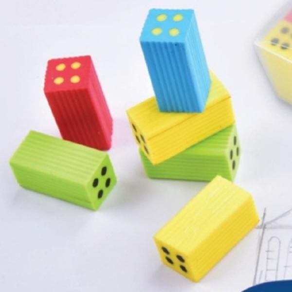 Mua Combo 5 gôm tẩy Brick hình viên gạch Điểm 10 - TP-E023, sản phẩm chất lượng cao và được kiểm tra kỹ trước khi giao hàng