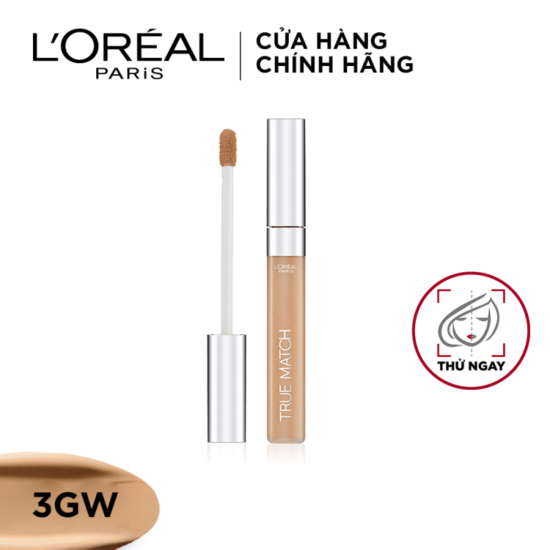 Kem che khuyết điểm LOreal Paris True Match The One Concealer 6.8ml