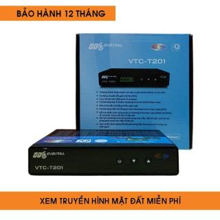 Đầu Thu Kĩ Thuật Số T201 Đầu thu sóng truyền hình 70 Kênh Có HDMI Cho TiVi LCD thumbnail