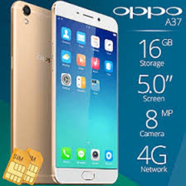 điện thoại Oppo F1s 2 sim Chính hãng Bộ nhớ 32G - Bảo hành 12 tháng