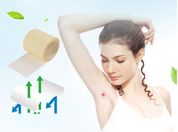 Tấm dán tẩy lông nách lông chân hiệu quả cho nữ