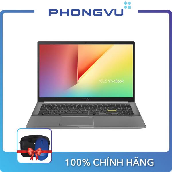 Bảng giá [TẶNG TÚI LAPTOP 150K] - Laptop ASUS Vivobook S533EQ- BQ011T ( 15.6 Full HD/Intel Core i5-1135G7/8GB/512GB SSD/NVIDIA GeForce MX350/Windows 10 Home SL 64-bit/1.7kg) - Bảo hành 24 tháng Phong Vũ