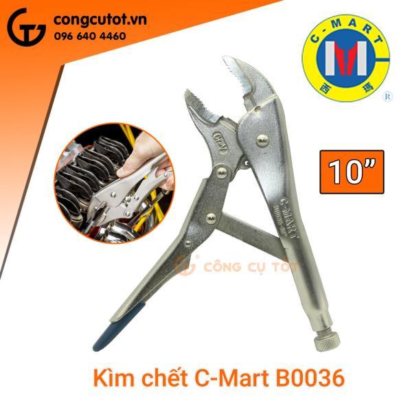 Kìm bấm chết C-MART B0035-10 kích thước 250mm