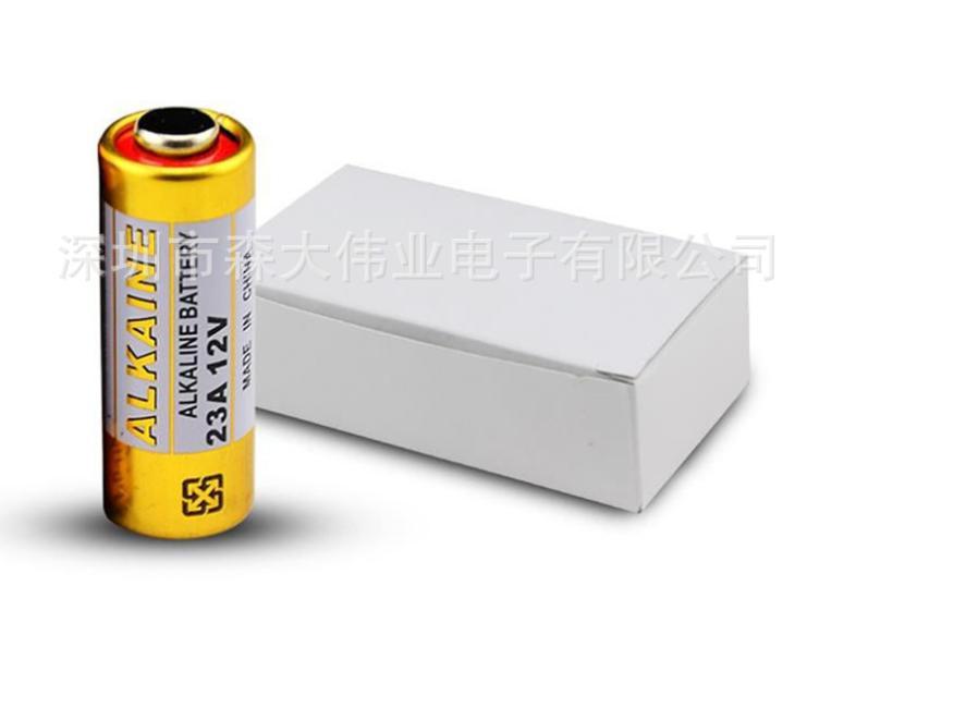 Combo hộp 50 viên pin Alkaline 12V 23A/27A