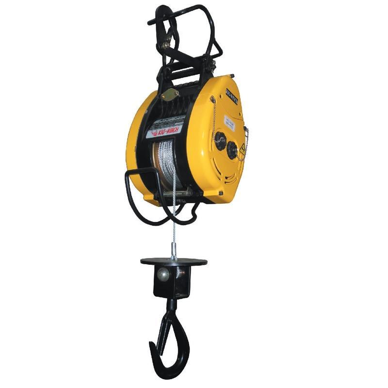 Tời điện mini 80kg KIO Winch SK-80