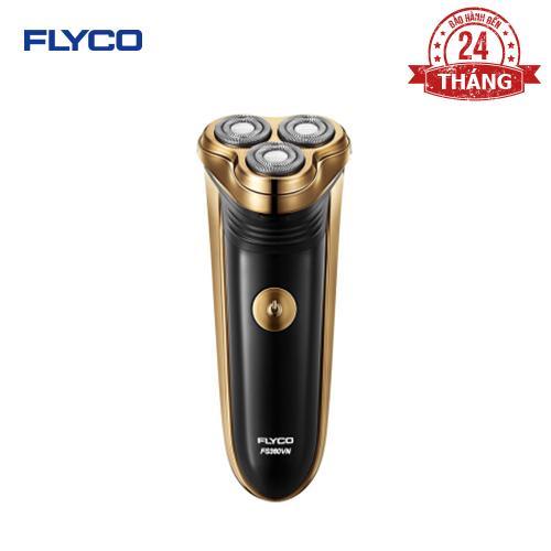 Bảng giá Máy cạo râu Flyco FS360VN - 3 lưỡi kép -  Thiết kế sang trọng đẳng cấp - Có thể thay lưỡi - Cạo sạch tiết kiệm thời gian - Bảo hành 24 tháng chính hãng Điện máy Pico