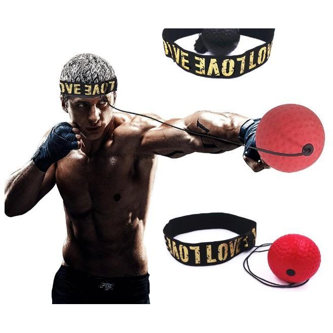 Giảm Giá Quá Đã Phải Mua Ngay Bóng Luyện Phản Xạ Boxing Treo Đầu
