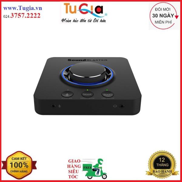Bảng giá Cạc Sound Creative Sound Blaster X3 - hàng chính hãng Phong Vũ