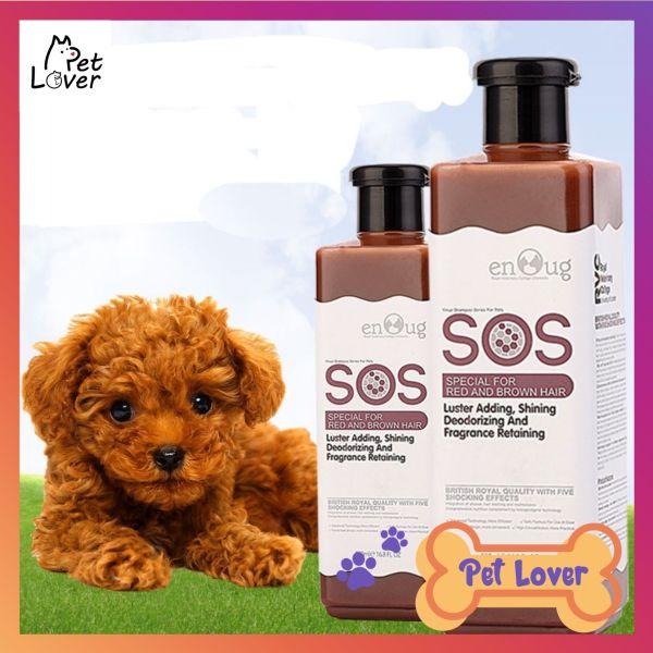 Sữa tắm cho chó poodle, sạch thơm và không làm phai màu lông của bé, sữa tắm cho chó lông nâu, dòng chuyên dành cho chó lông nâu đỏ, sữa tắm chó poodle giữ nguyên màu lông bé iu - Petlover