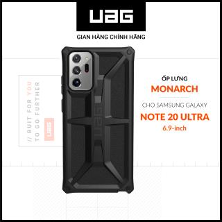 Ốp lưng UAG Monarch cho Samsung Galaxy Note 20 Ultra thumbnail