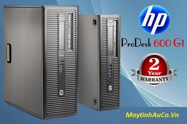 Bảng giá Máy tính đồng bộ HP ProDesk 600 G1 ( Intel®  G3220  / 8G / SSD 120G )  Khuyến Mai USB  wifi  bàn di chuột  Bảo hành 24 tháng Phong Vũ