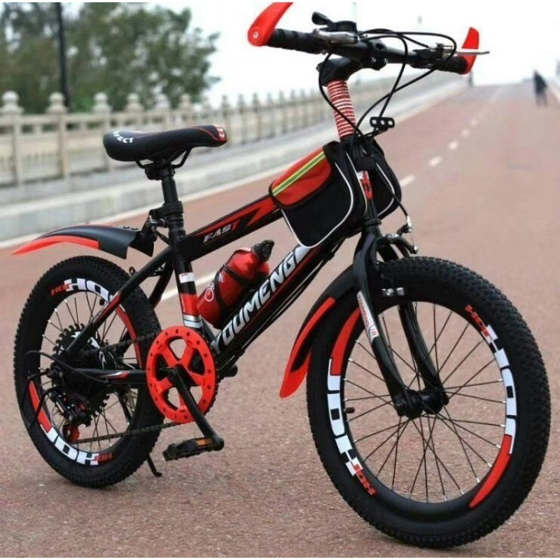 Phân phối Xe đạp cho bé trai 20 inch cho bé 6-12 tuổi đi được