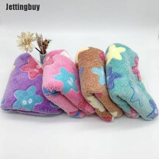 Jettingbuy Võng Động Vật Nhỏ Chồn Cho Chuột Hamster Thỏ Ổ Ngủ Mềm Bằng Cotton Cho Chuột Lang Tối Xanh-L 34X34Cm 5