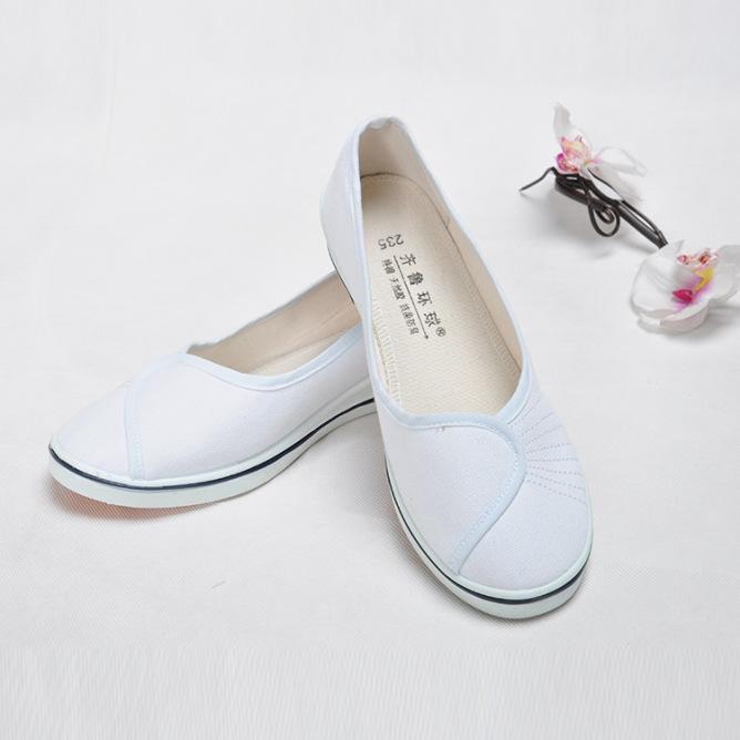 Giày Búp Bê Nữ Đế Xuồng 4cm - Kiểu Dáng Hàn Quốc Trẻ Trung - Chất Liệu Siêu Thoáng Khí, Êm Chân - Full 3 Màu - Full Size - GBBNU-01 giá rẻ